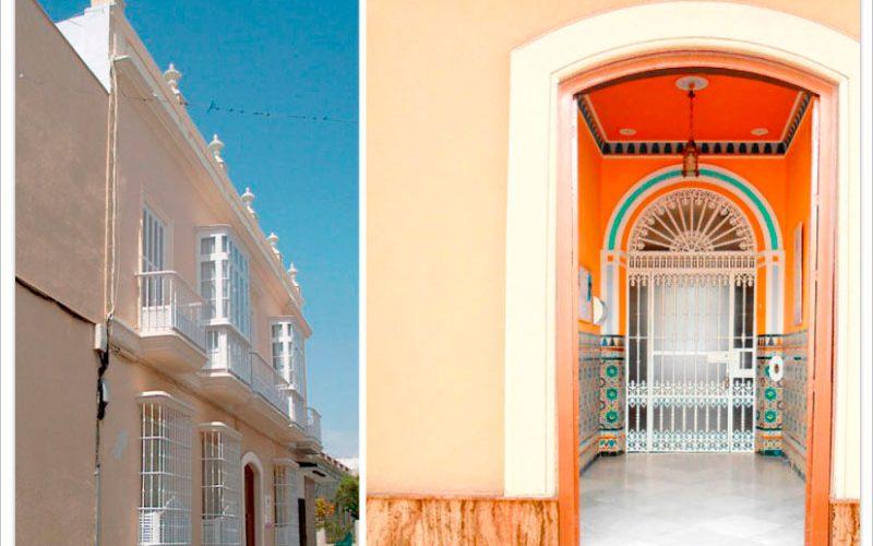 puerta de entrada al centro shakti centre